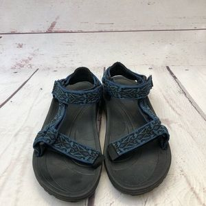 0634c11184599d Teva Shoes - TEVA Hurricane Blue Mosaic Sandals Boys youth 2